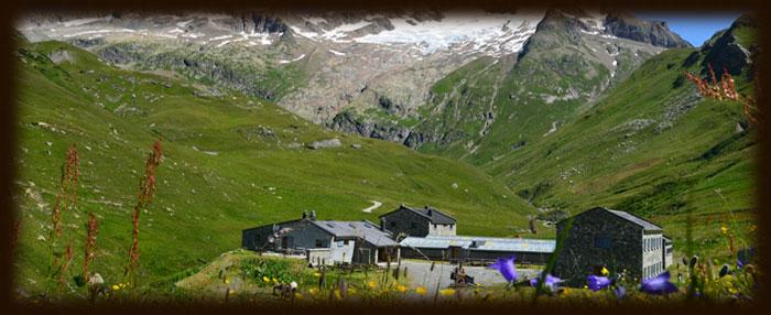 Refuge Les Mottets - Tour du Mont Blanc en Savoie